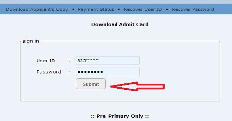 DPE Admit Card Download and Seat Plan 2018 – www.dpe.teletalk.com.bd