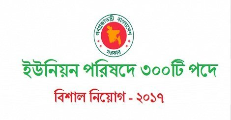 Union Council circular bd