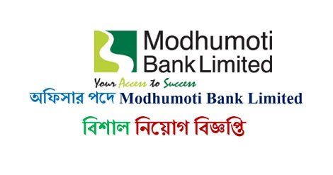 Modhumoti Bank Job Circular