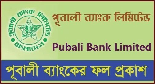 Pubali Bank MCQ Exam result