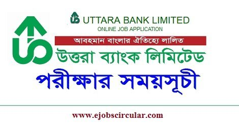 Uttara Bank Limited Exam Date & Admit Card – www.uttarabank-bd.com