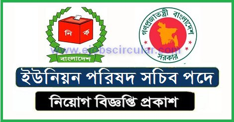 Union Parishad Job Circular