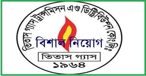 titas gas Job Circular