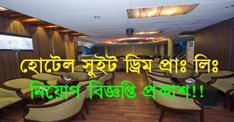 Hotel Sweet Dream Jobs Circular 2018 – www.hotelsweetdream.com.bd