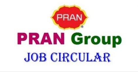 PRAN Group Job Circular ( 300 Vacancy ) – www.pranfoods.net