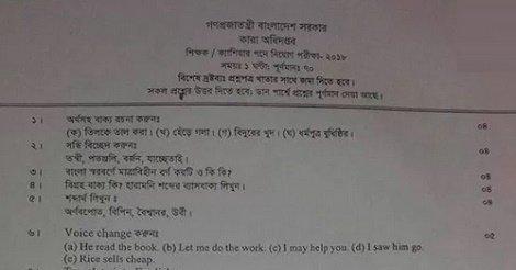 Bangladesh Jail Prison Question Solution