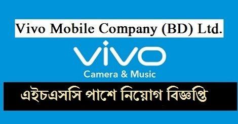 Vivo Career Opportunity in Bangladesh