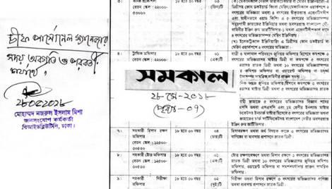 BIWTC Job Circular & Application Form Download – www.biwtc.gov.bd