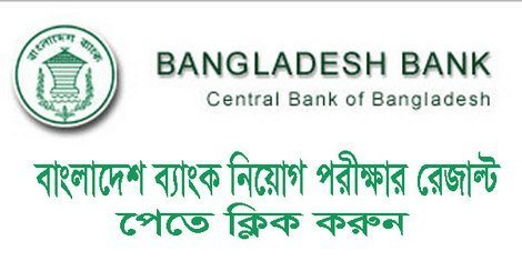 Bangladesh Bank Result