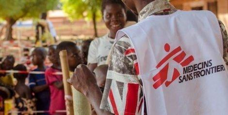 MSF Jobs Circular