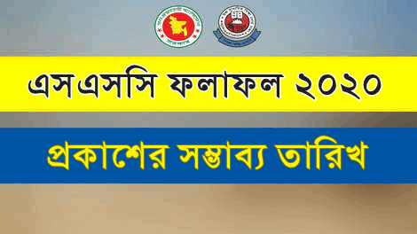 SSC Result 2020 publish date