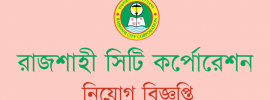 Rajshahi City Corporation Job