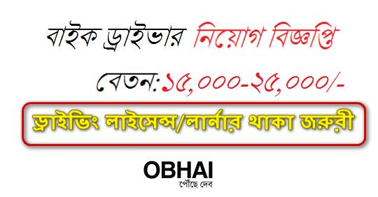 OBHAI Job Circular
