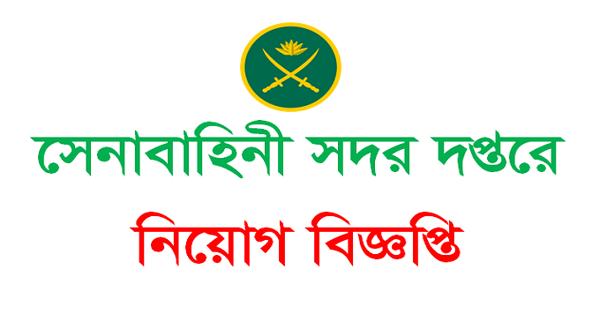 army.mil.bd Job circular