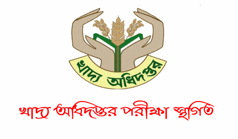 Directorate General of Food Exam Date 2020