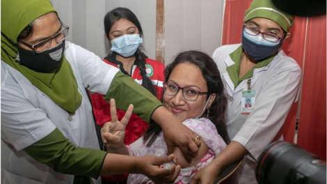 NU Vaccine Registration